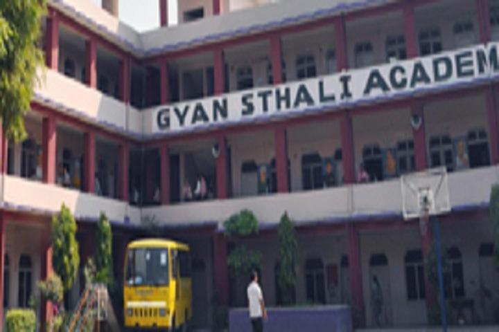Gyan Sthali Academy-School Building