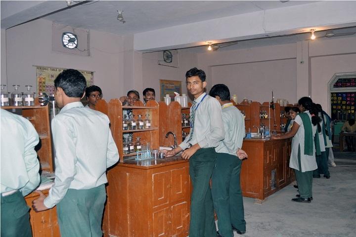 Gyan Sthali Academy-Chemistry Lab