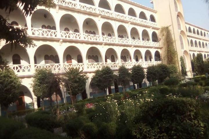 Gyan Sthali Residential School-School Building