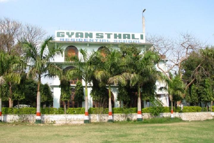Gyan Sthali Residential School-Campus