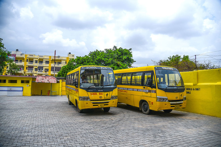 Gyan Sthaly Public School-Transportation