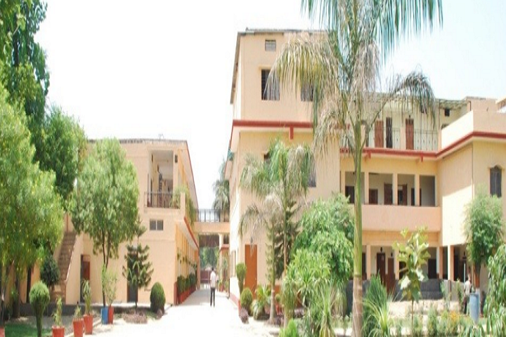 Gyandeep Public School-Campus-View full