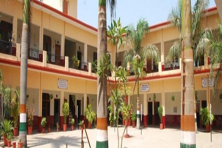Gyandeep Public School-Campus-View inside