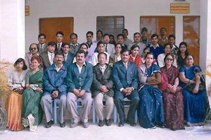 Gyandeep Public School-Staff