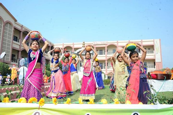 Gyandeep Shiksha Bharati Senior Secondary School-Festival Celebrations