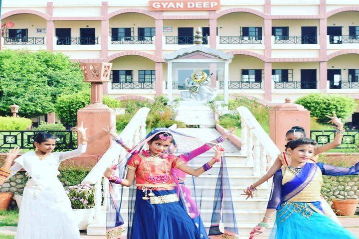 """""""Gyandeep Shiksha Bharati Senior Secondary School-Childrens Day"""""""