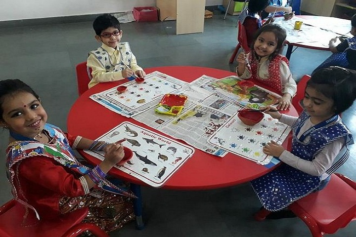 Gyanshree School-Art Room