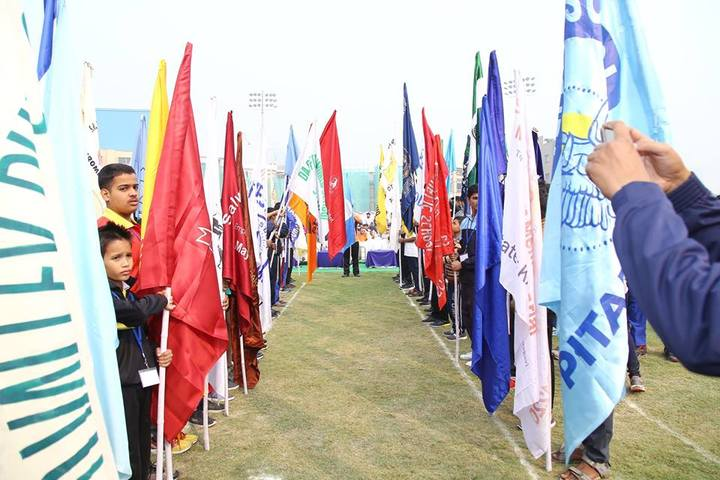 Gyanshree School-Annual Sports Meet
