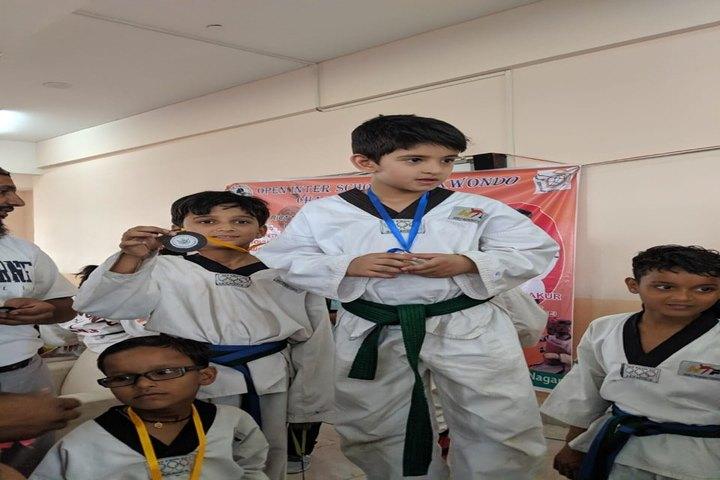 Gyanshree School-Karate Champions