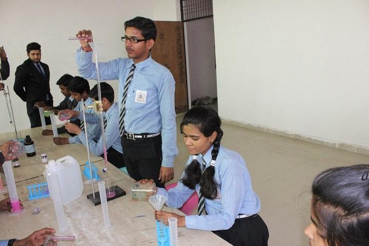 Gyansthali Academy-Chemistry Lab