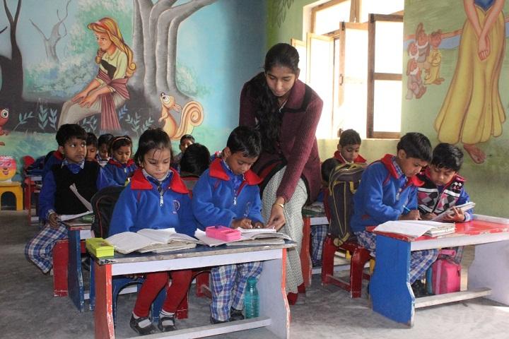Gyansthali Academy-Classroom