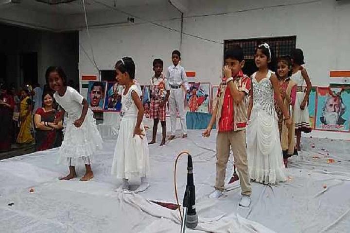 Gyansthali Academy-Dancing Activity