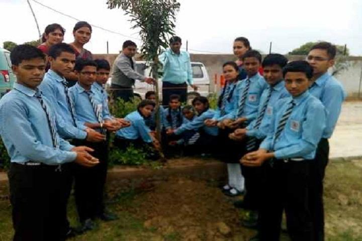 Gyansthali Academy-Tree Plantation