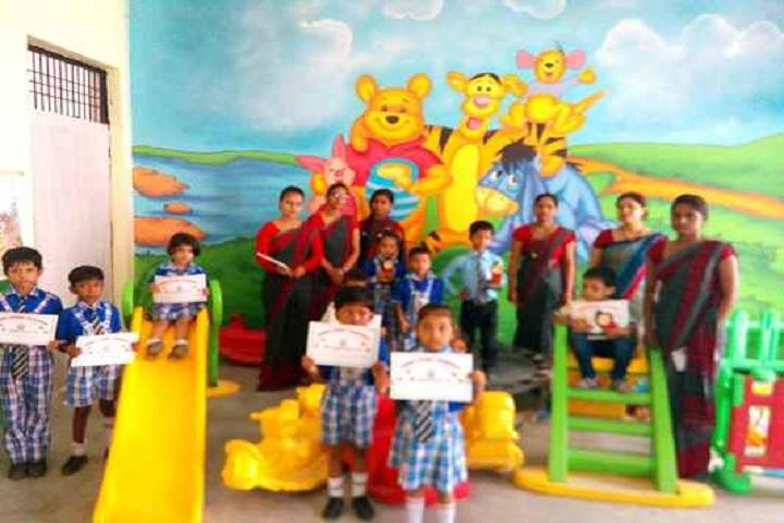 Gyansthali Academy-Activity Room