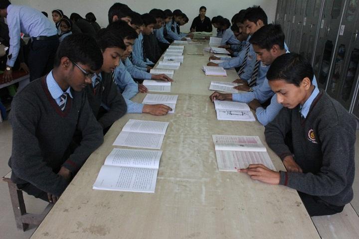 Gyansthali Academy-Library