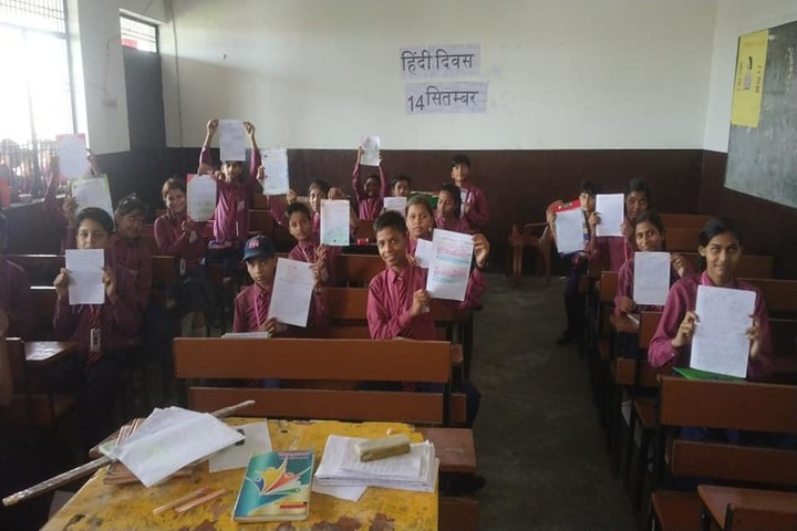 Gyansthali Academy-Classroom Activity