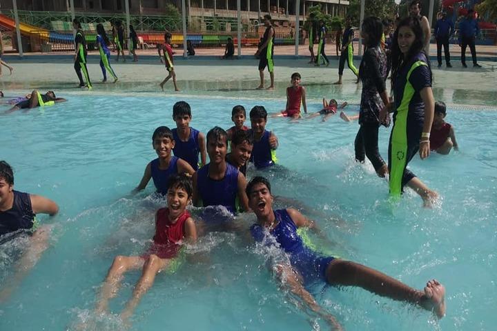 Gyansthali Academy-Swimming Pool