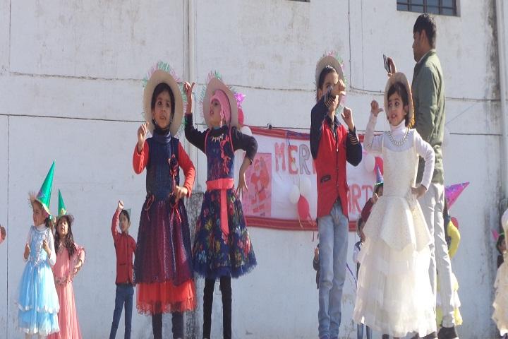 Gyansthali Public School-Dancing Activity