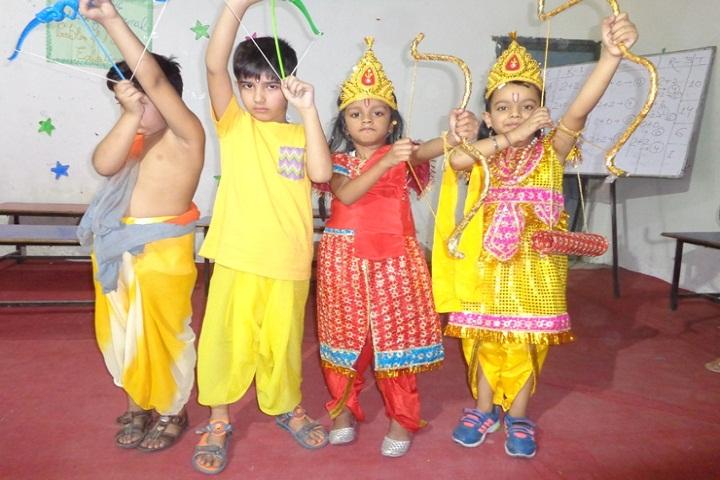 Gyansthali Public School-Festival Celebration