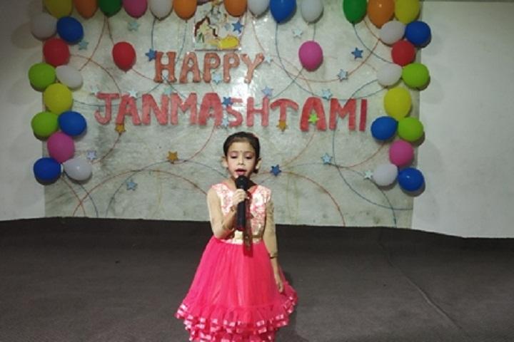 Gyansthali Public School-Singing Activity