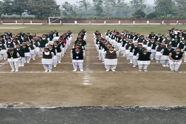 Gyansthali Public School-Morning Assembly