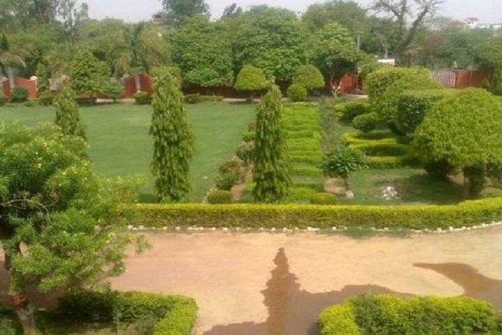 Gyansthali Public School-Garden