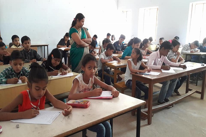 Gyansthali Public School-Classroom