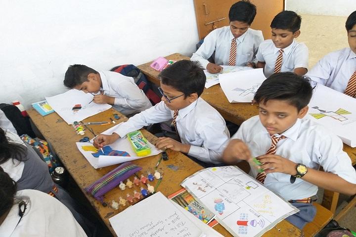 Gyansthali Public School-Drawing Room