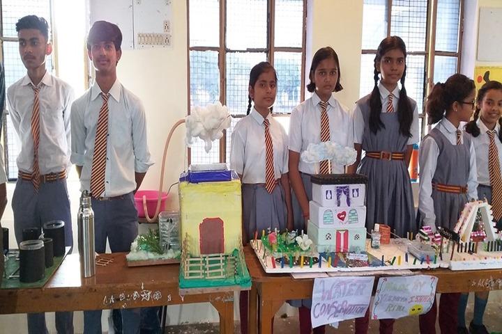 Gyansthali Public School-School Exhibition