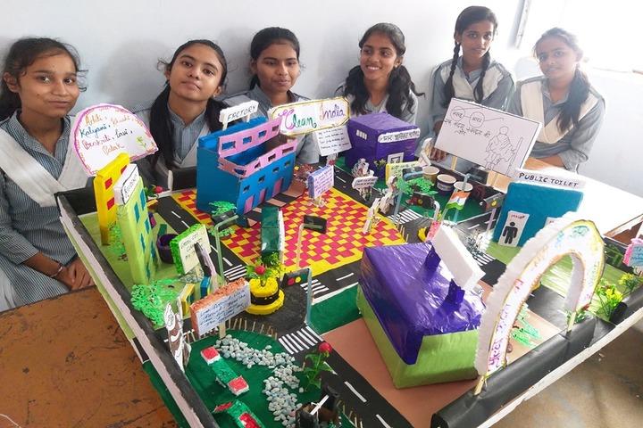 Gyansthali Public School-Science Exhibition