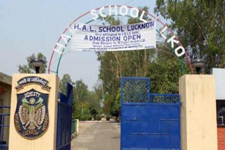 H A L School-School Front View