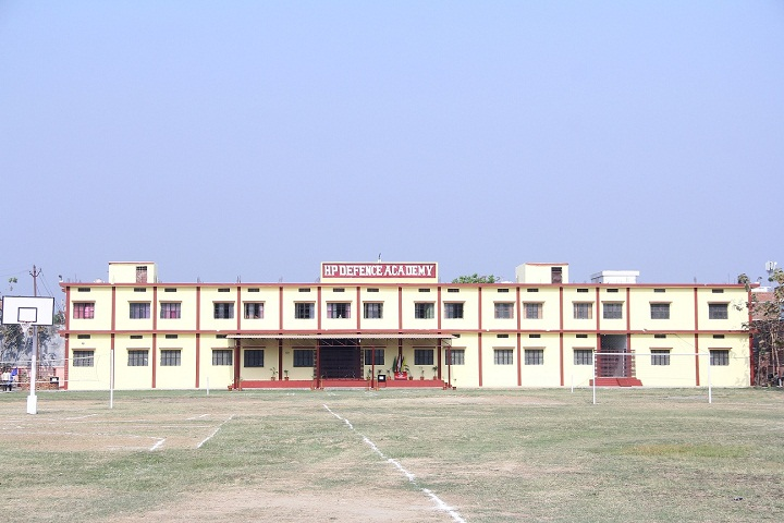 H P Defence Academy-School View