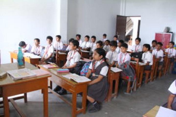 H P Defence Academy-Classroom