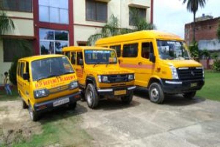 H P Defence Academy-Transportation