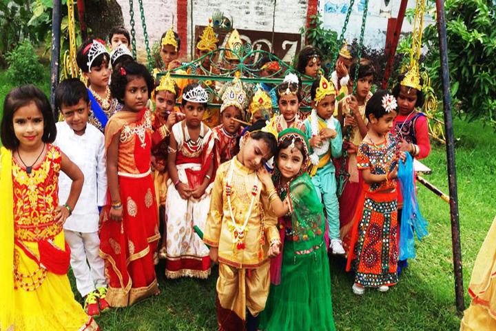 H P Defence Academy-Krishnastami Celebrations