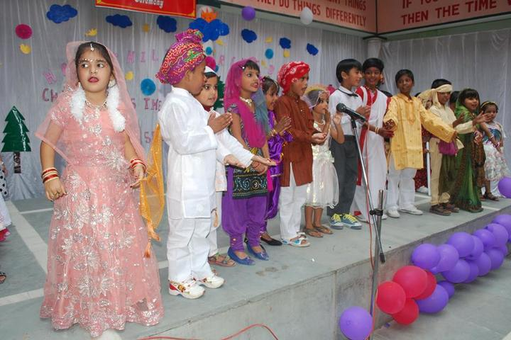 H S Memorial Public School-Childrens Day