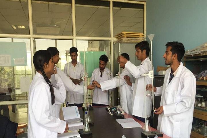 H L International School-Chemistry-Lab