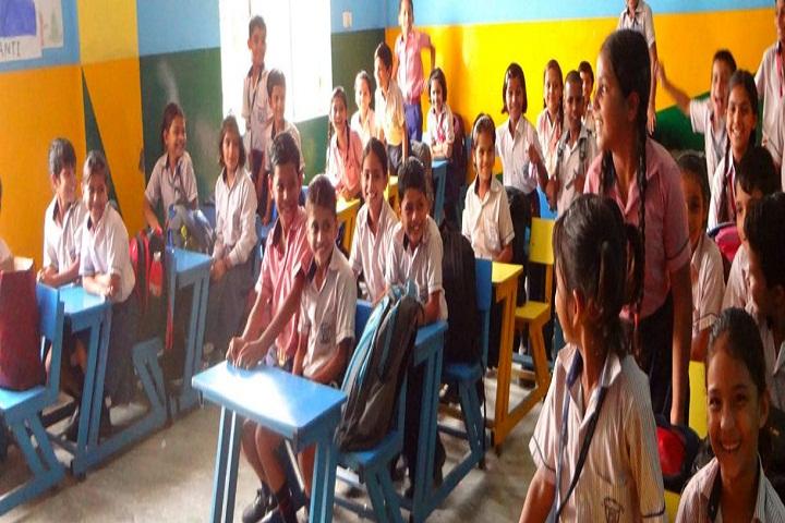 H L International School-Class