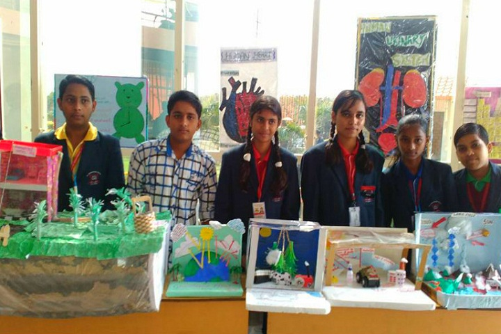 H L International School-Exhibition