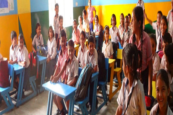H L International School-Kids-Class