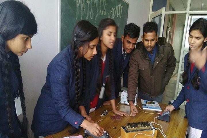 H L International School-Physics-Lab