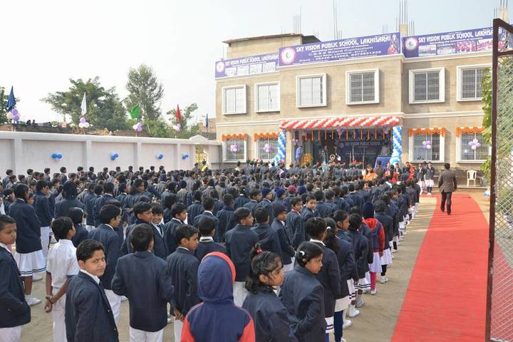 Sky Vision Public School-Campus View