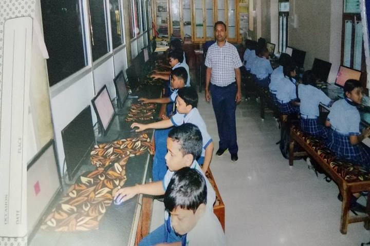 Sky Vision Public School-Computer Lab