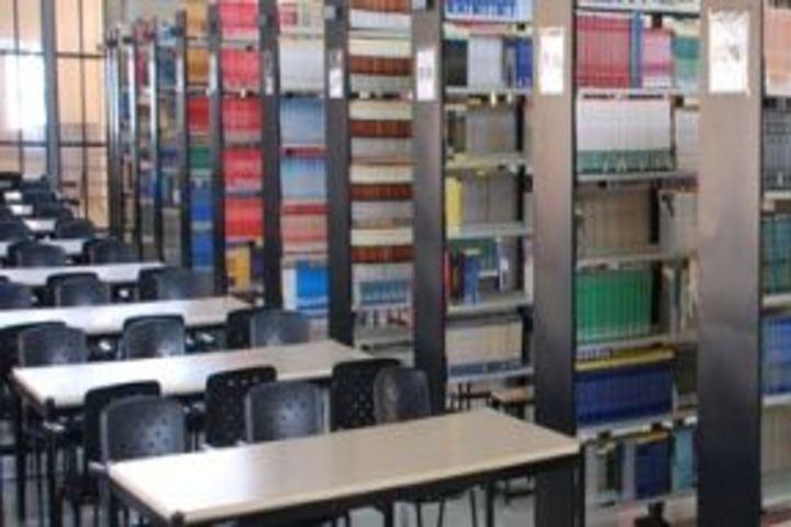 Sky Vision Public School-Library