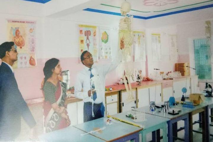 Sky Vision Public School-Science Labs