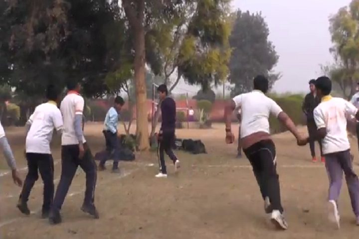 H.S. Public School-Sports kabbadi