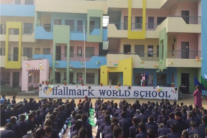 Hallmark World School-Campus-View