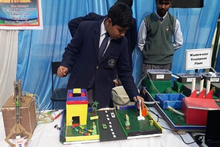 Hallmark World School-Exhibition