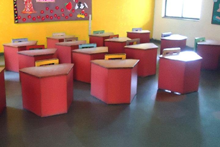Hallmark World School-Kids-Class