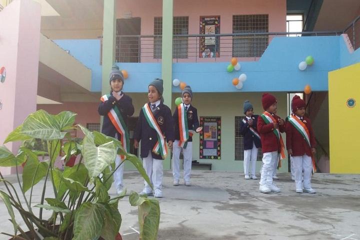 Hallmark World School-Republic-DAy